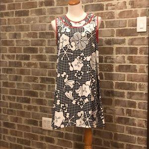 Kenzo silky dress size 42
